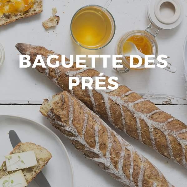 Baguette des pres