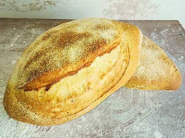 Pâine Rustică cu mălai